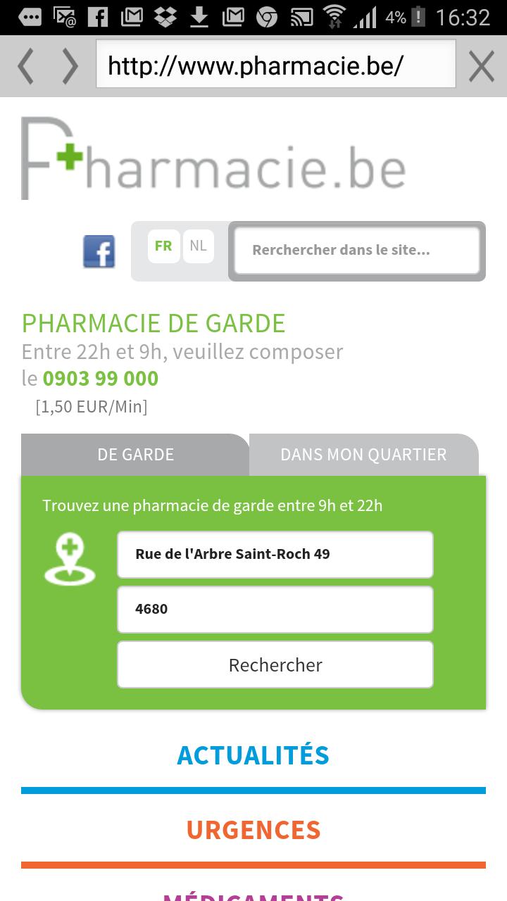 Easypharm App Vos Médicaments Prêts à Votre Arrivée à La